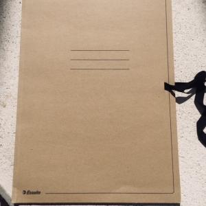 Sammelmappe DIN A3/ Carpeta dibujos A3